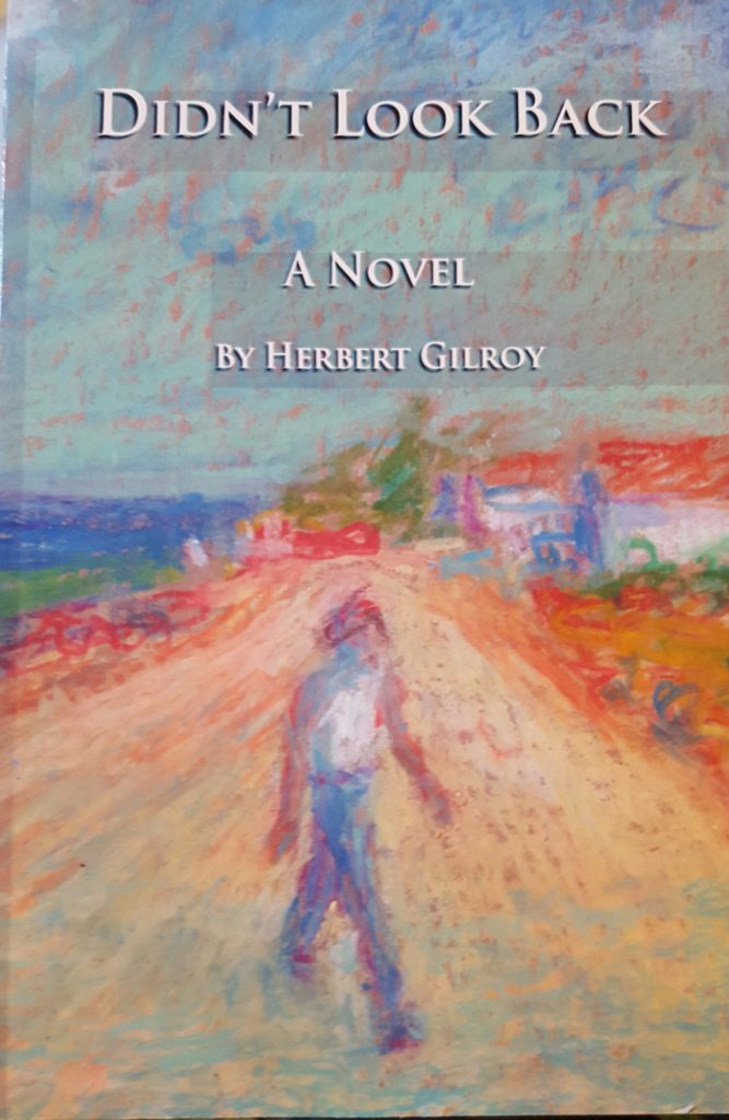 Book Cover-Didn't Look Back, by Bert Gilroy