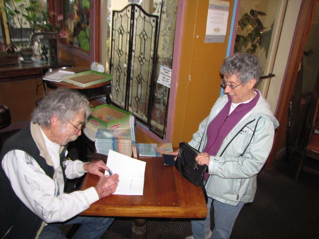 Meet the Author, Book Signing